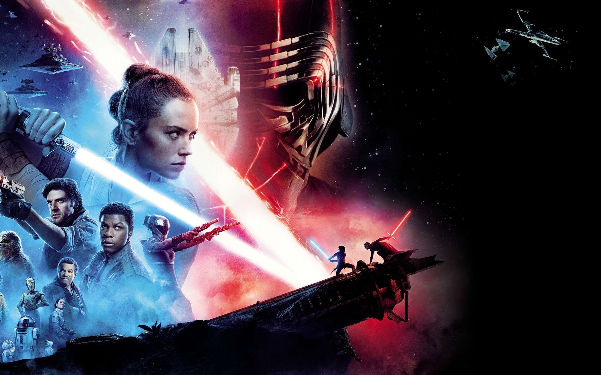 Dans l'Isère, des ados ont mis cinq ans à créer leur propre épisode de Star Wars. © Disney