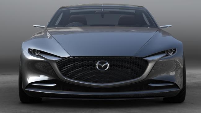 Se rumorea que el nuevo Mazda6 tiene tracción trasera con 6 cilindros en línea