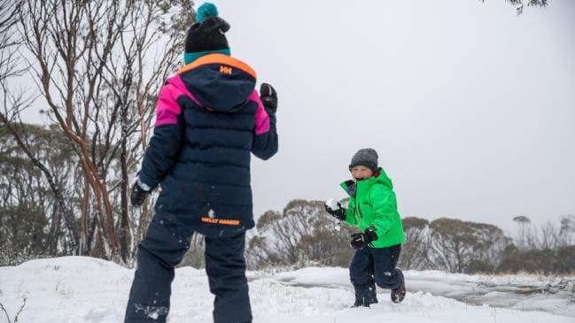 Primera helada esperada en NSW este fin de semana