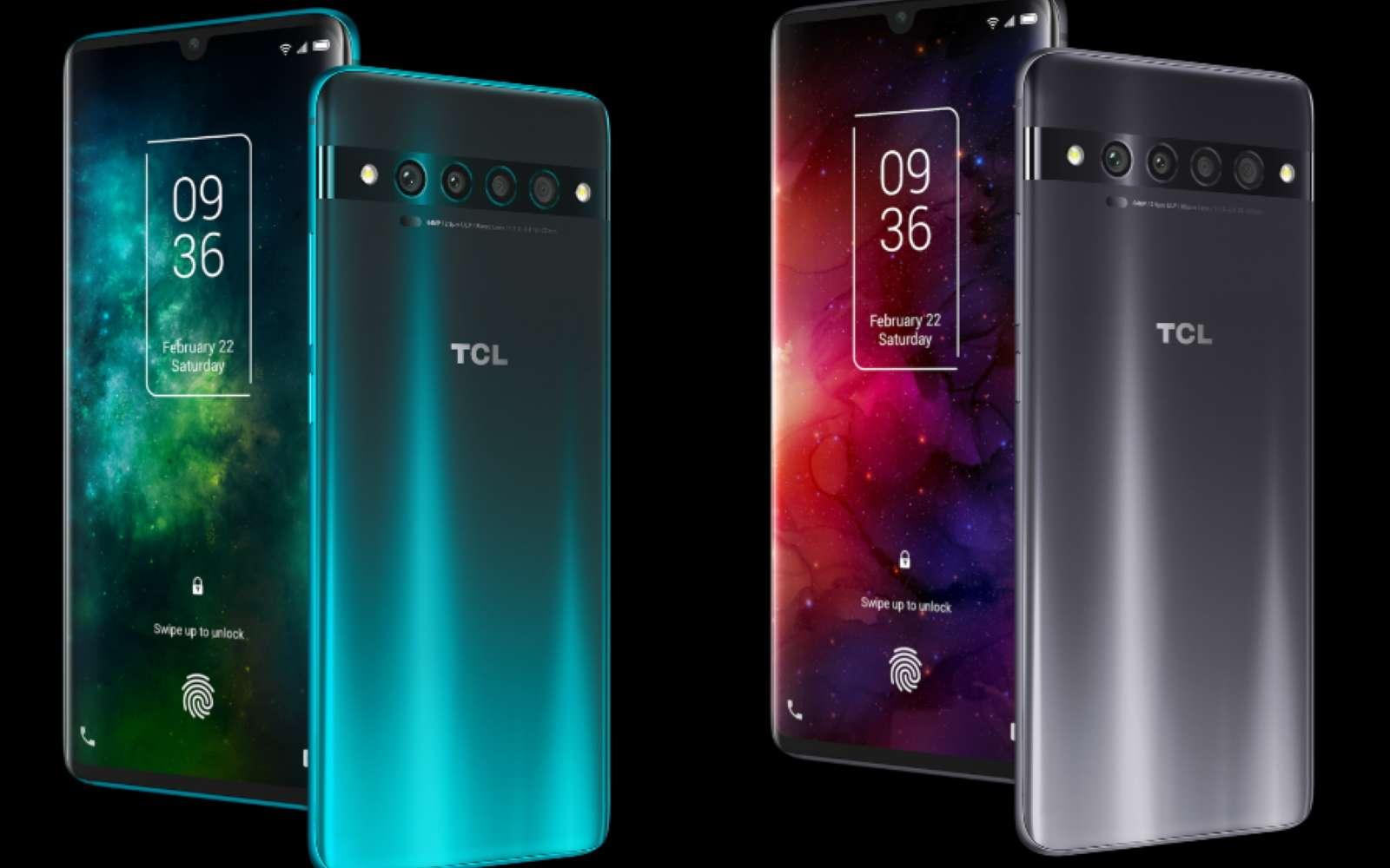 C'est avec une gamme de trois mobiles aux caractéristiques et au prix séduisants que TCL cherche à propulser sa propre marque de smartphone. © TCL