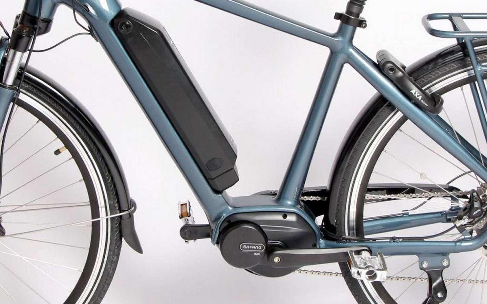 Le moteur électrique pour vélo Bafang M200. © Bafang