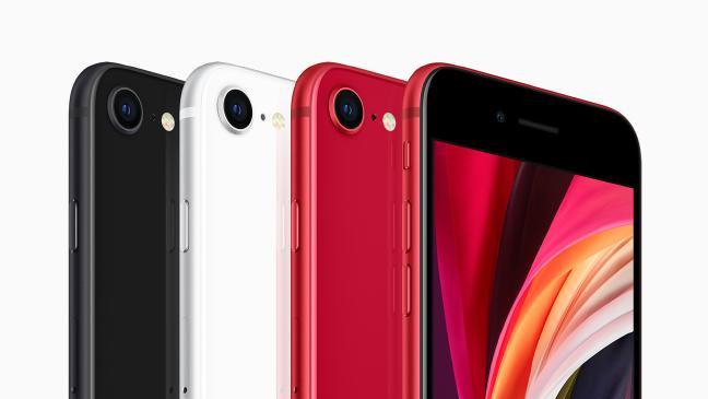 Apple anuncia precios más baratos de iPhone SE, fecha de lanzamiento
