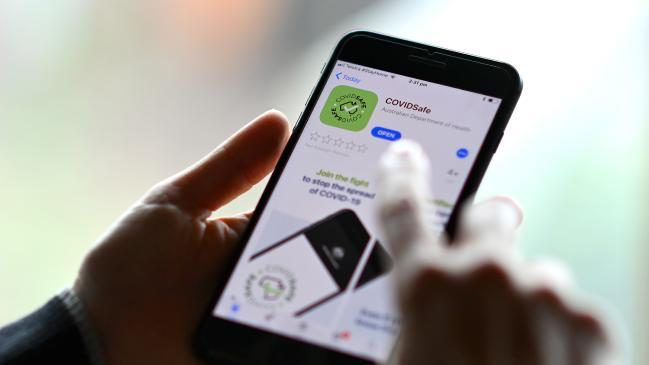 La aplicación COVIDSafe ahora en línea para rastrear contactos de virus