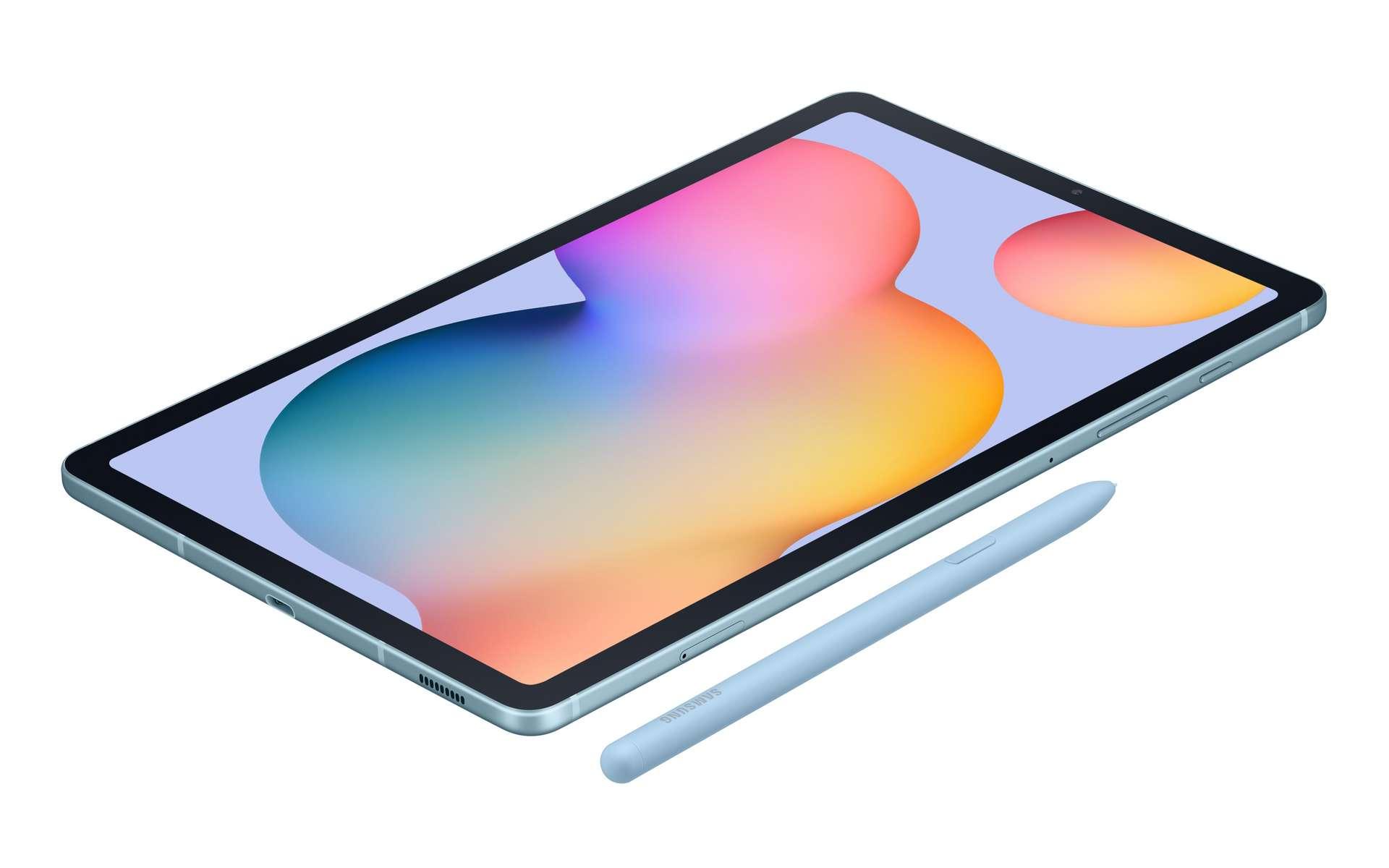 Cette version ''Lite'' de la Galaxy Tab 6 en reprend les principales qualités avec un équipement un peu moins performant © Samsung