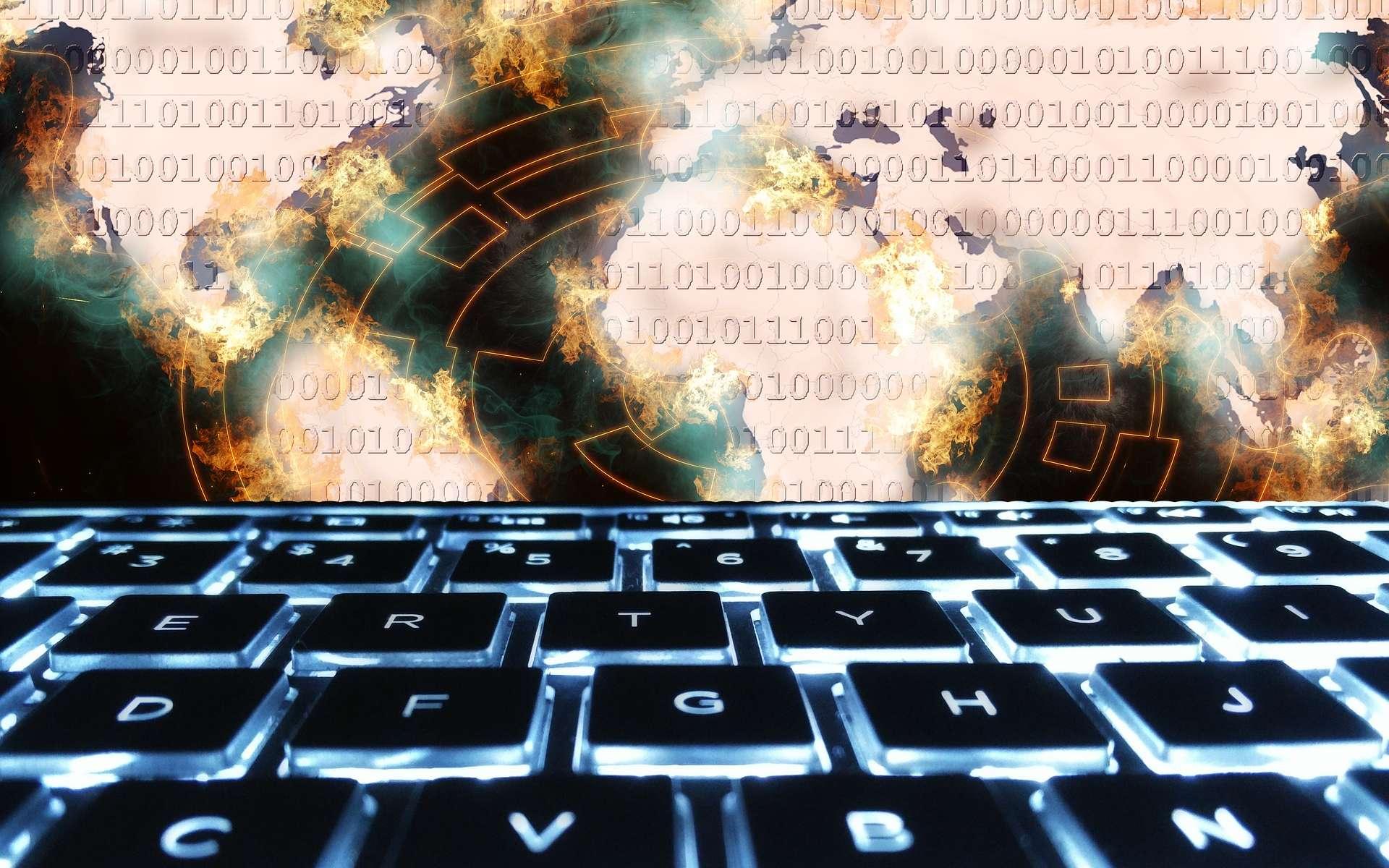 Souvent caché dans une pièce jointe vérolée, le ransomware modifie les extensions des fichiers pour que l'utilisateur ne puisse plus y accéder © Pete Linforth / Pixabay