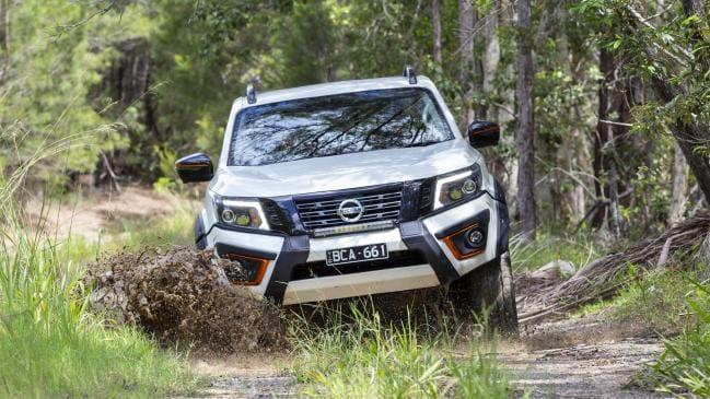 Nissan Navara N-Trek Warrior ute: precio, características, carga útil, motor