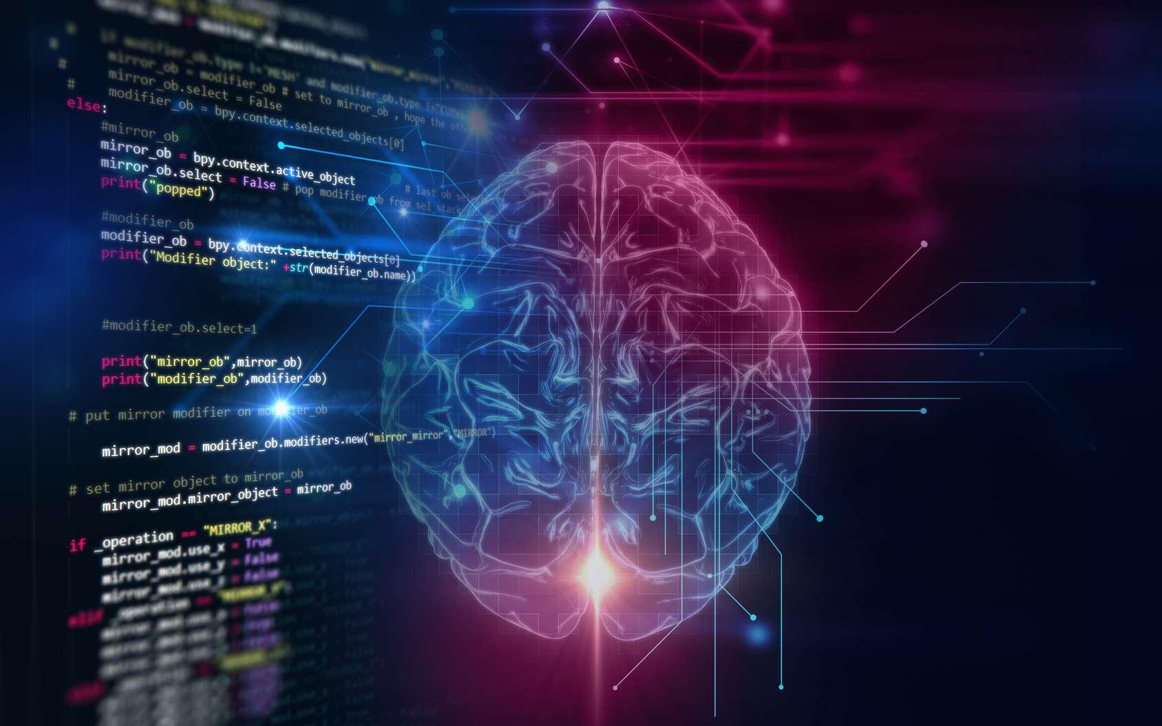 Une intelligence artificielle est capable de transcrire des pensées. © monsidj, Fotolia