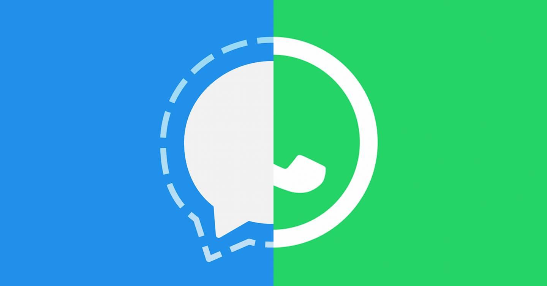 Por qué todos deberían usar Signal en lugar de WhatsApp