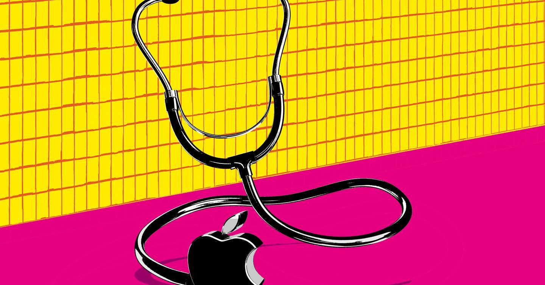 El futuro del Apple Watch es la asistencia sanitaria repleta de sensores