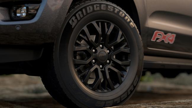Ford Ranger FX4: revisión, precio, características, seguridad