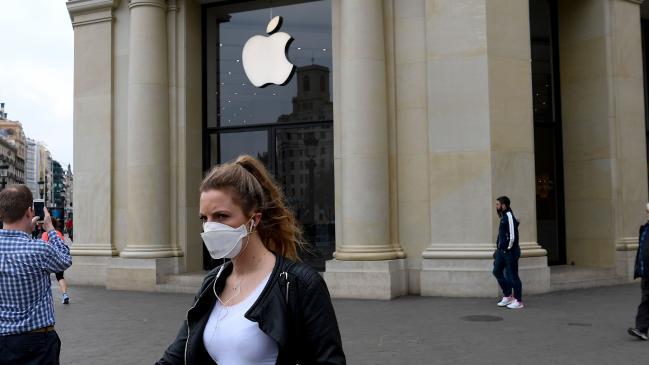 Apple reabrirá tiendas minoristas australianas