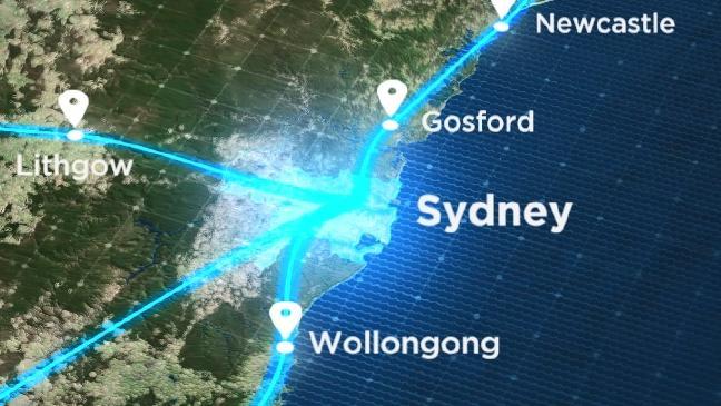 ¿Por qué el plan ferroviario de alta velocidad no salvará a Australia de los impactos económicos del coronavirus?