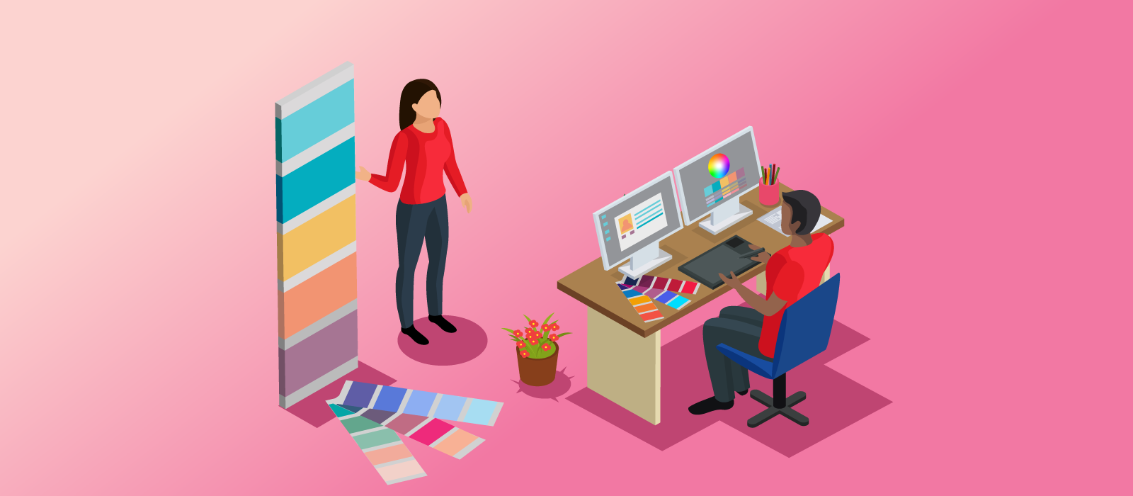 Celebre el Día Mundial de Concientización sobre Accesibilidad con Adobe Color