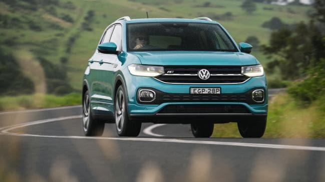 Volkswagen T-Cross primer examen de manejo