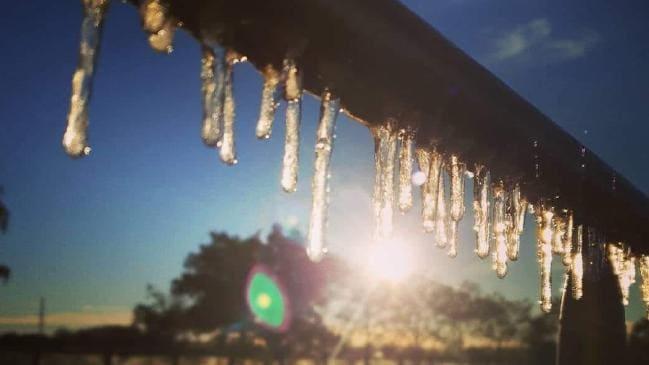Mañanas frías en el sureste, fuertes lluvias en Sydney