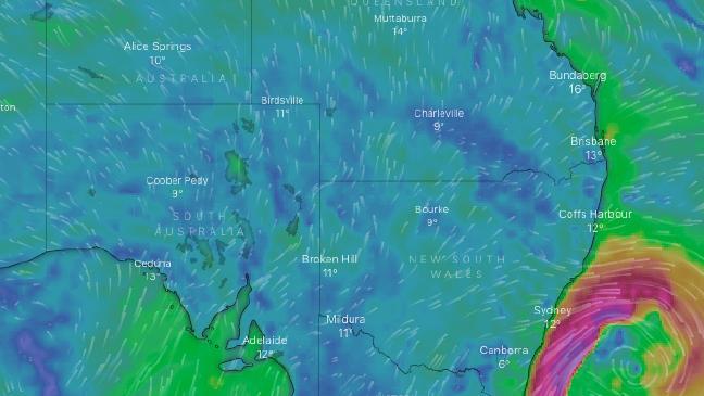 Temperaturas frías, se esperan lluvias durante el fin de semana