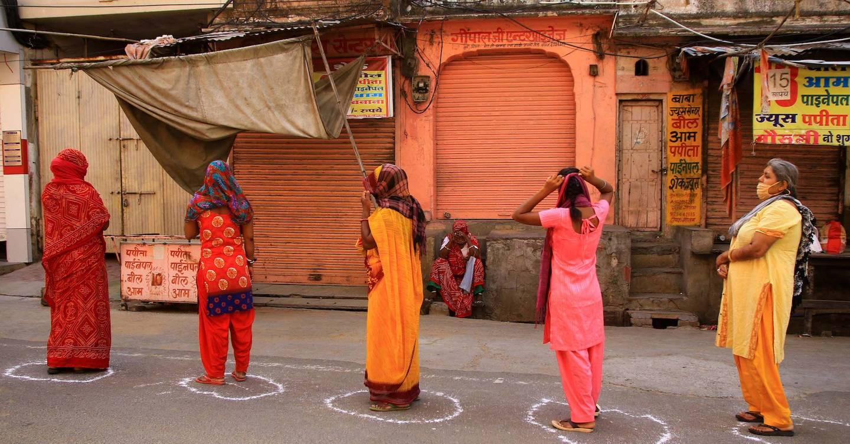 India hizo obligatoria su aplicación de rastreo de contactos. Ahora la gente está enojada