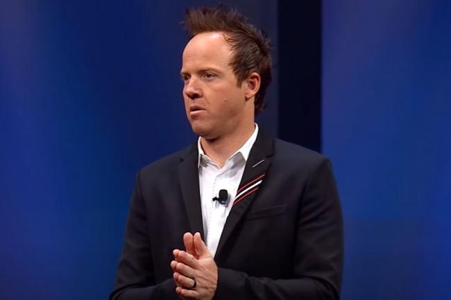 Ryan Smith, co-fondateur et CEO de Qualtrics, dispose d