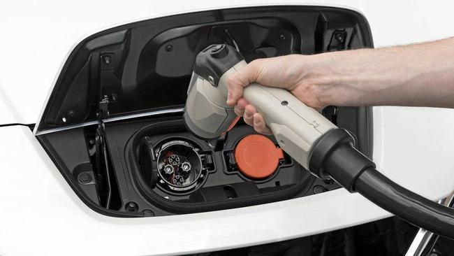 La batería del vehículo eléctrico podría cargar el 85% en 6 minutos.
