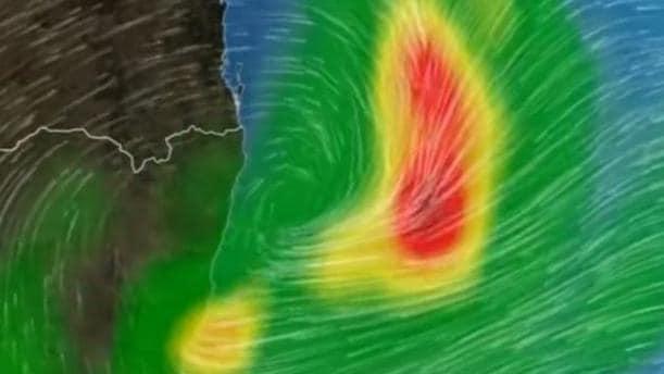 Qld registra el fin de semana más lluvioso de julio desde 2005