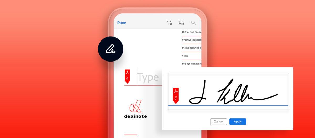 Cómo llenar y firmar documentos digitalmente