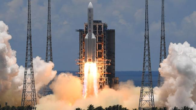 Qld identifica a Abbot Point en Whitsundays como el sitio preferido para el sitio de lanzamiento de cohetes espaciales