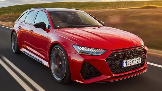Revisión del Audi RS 6: precios, especificaciones