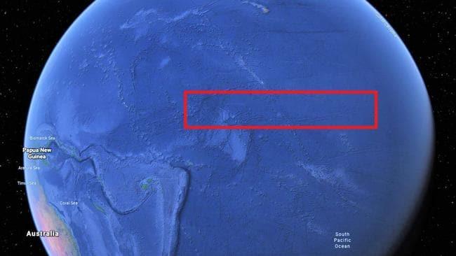 Nino 3.4 - Parche del Océano Pacífico que podría cambiar el clima de Australia