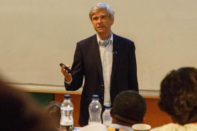 Hermann Hauser, co-fondateur d