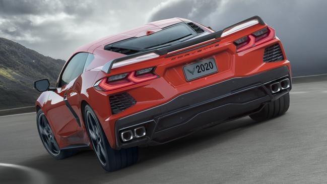 Lanzamiento de vehículos especiales de General Motors en Australia
