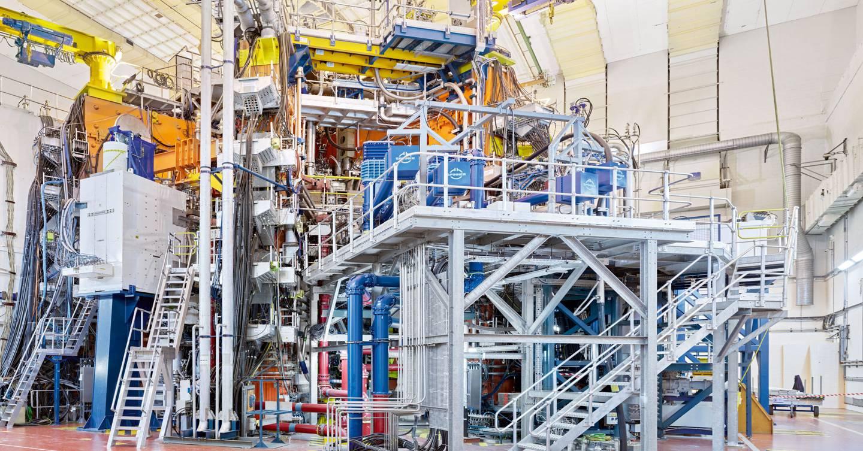 Esta máquina gigante podría darnos energía limpia ilimitada