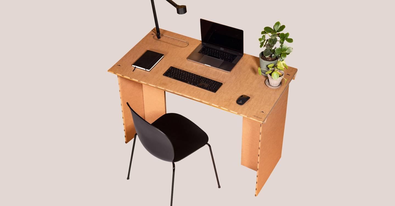 Seis estaciones de trabajo para la oficina en casa después del cierre