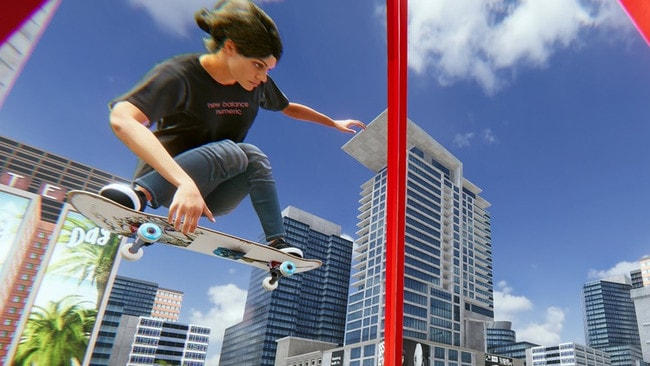 El videojuego de skate es un aspirante a Tony Hawk demasiado caro