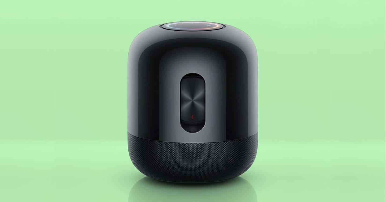 Revisión de Sound X de Huawei: mejor que el HomePod. Pero hay un problema