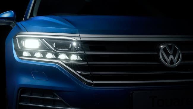 Revisión de Volkswagen Touareg: el SUV insignia impresiona