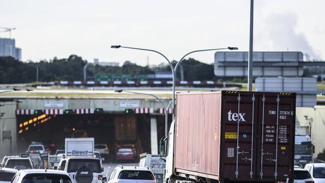 Tráfico de Sydney, Melbourne: las peores carreteras congestionadas de Australia