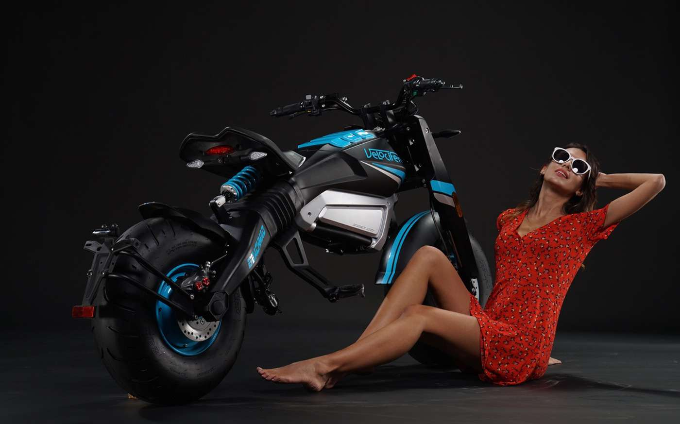 Velocifero Beach Mad: esta motocicleta eléctrica no se parece a ninguna otra