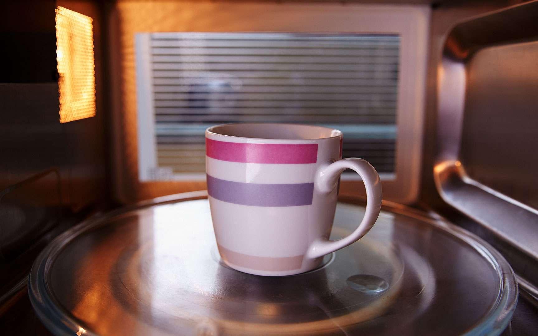 Kezako: la sorprendente forma en que funciona el microondas