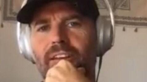 Pete Evans critica otro anuncio de celebridades que nos anima a usar máscaras