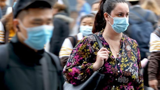 La baja humedad provoca la propagación del coronavirus
