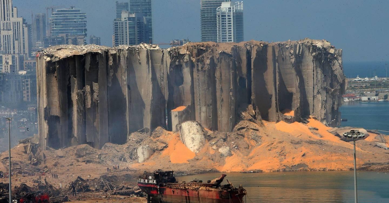 El problemático pasado del barco en el corazón de la explosión de Beirut