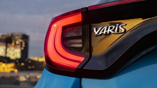 Toyota Yaris: aumento de precio de choque