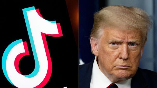 TikTok confirma impugnación legal a la orden ejecutiva del presidente estadounidense Trump