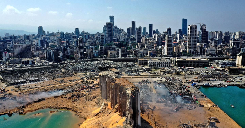 La física aterradora detrás de la explosión mortal de Beirut