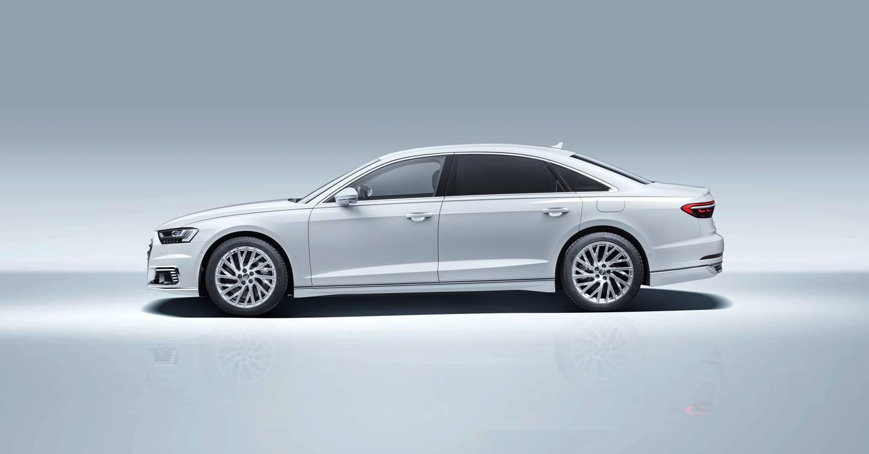 ¿Es el Audi A8 TFSI e el mejor híbrido de lujo hasta ahora?