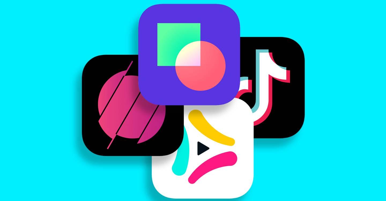 Estas aplicaciones están luchando para convertirse en el próximo TikTok