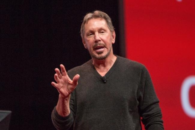 Larry Ellison, fondateur d