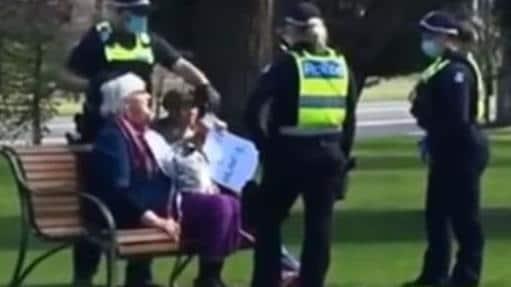 Hombre cuenta por que filmó a la policía con mujeres