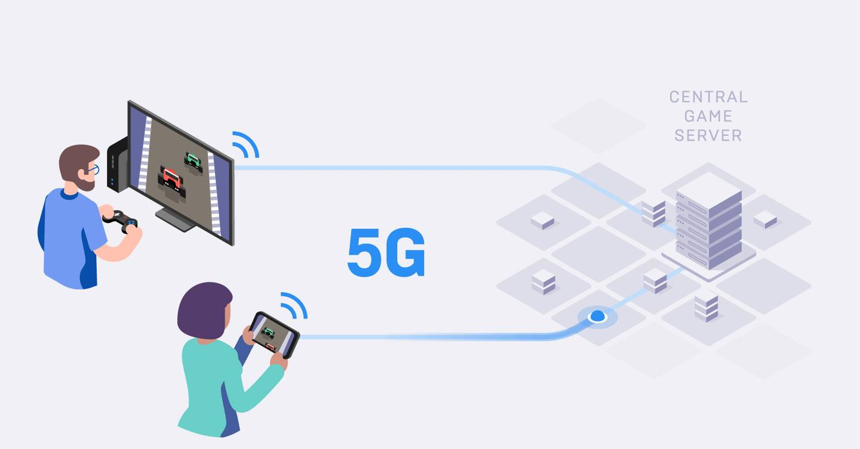 Cómo 5G revolucionará el futuro de los juegos móviles