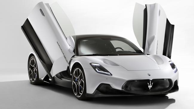 Maserati revela una nueva estrategia para dar vida a su gama